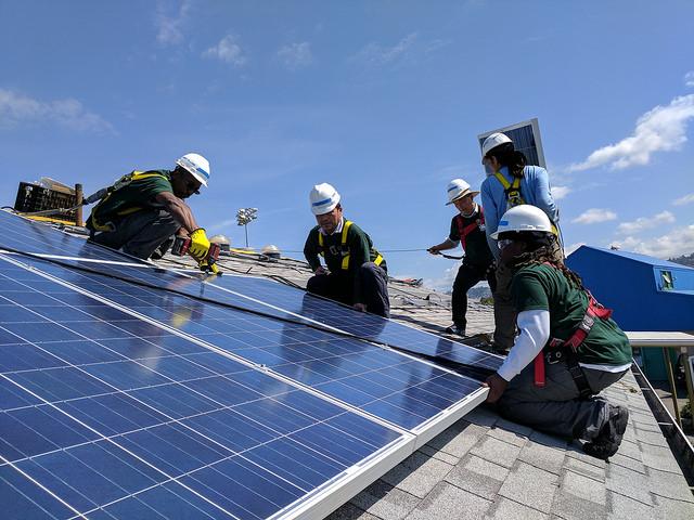 Rising Sun installs solar in Berkeley with GRID