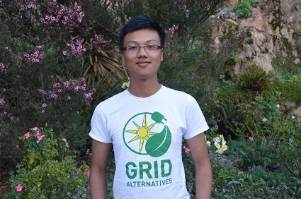 GRID Volunteer and Intern, Robin Htun