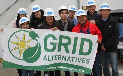 Picture of Bay Area Solar Futures group