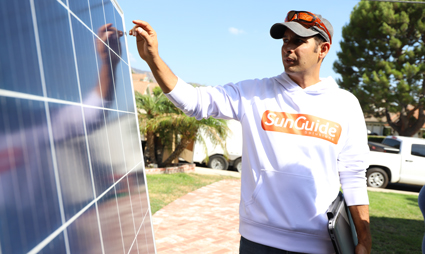 GRID Solar Trainee Basem Bishay