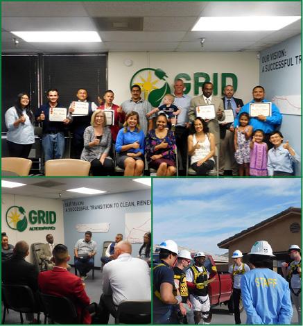 Solar Construction Cohorts picture triage