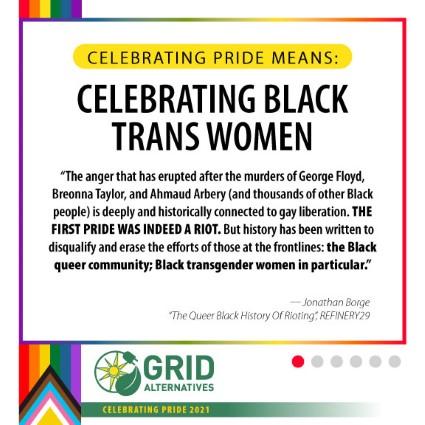 Celebrating Black Trans Women