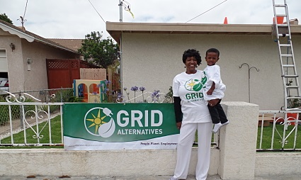 Help Watts families get solar by supporting their new roofs!