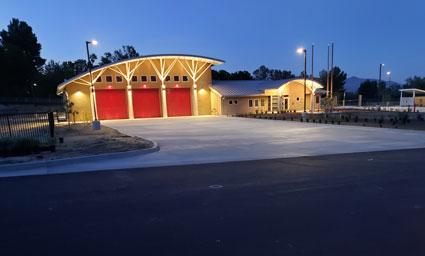 Soboba Fire Station