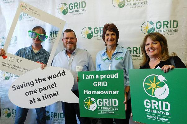2018 Summer Solarbration attendees