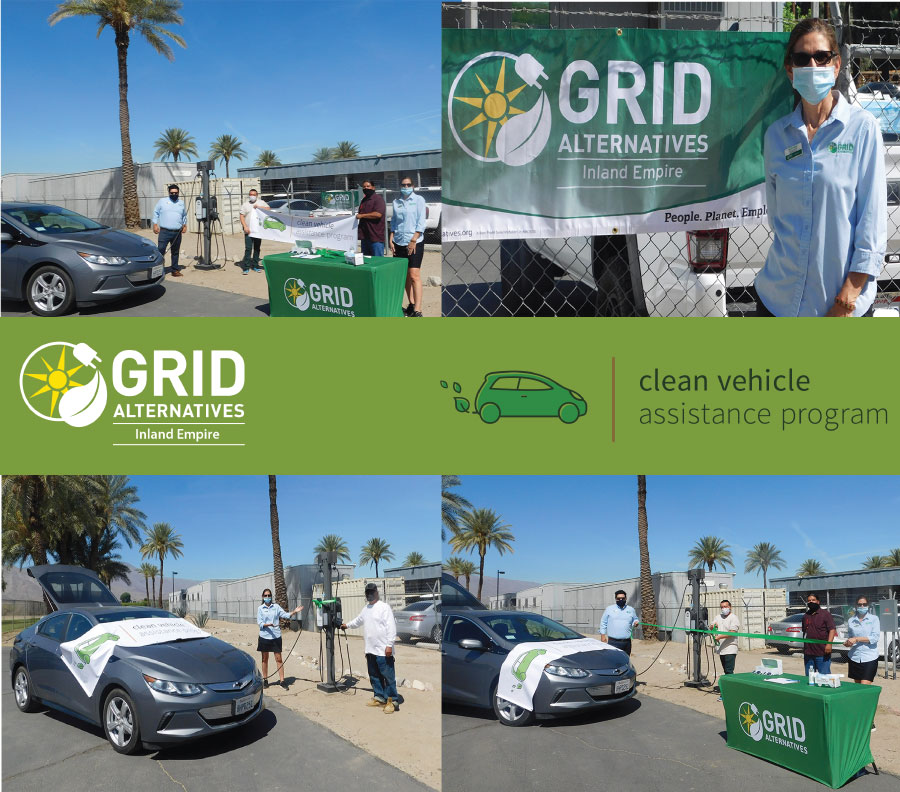 Torres Martinez Cahuilla Band of Indians EV Charging Station Install