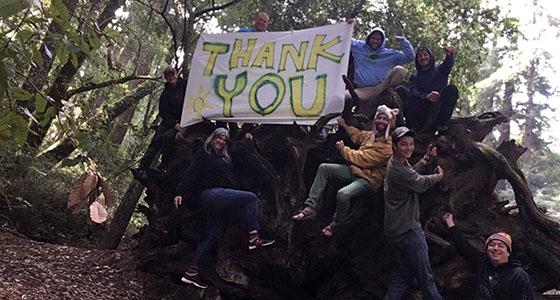Thank you Volunteers!!!