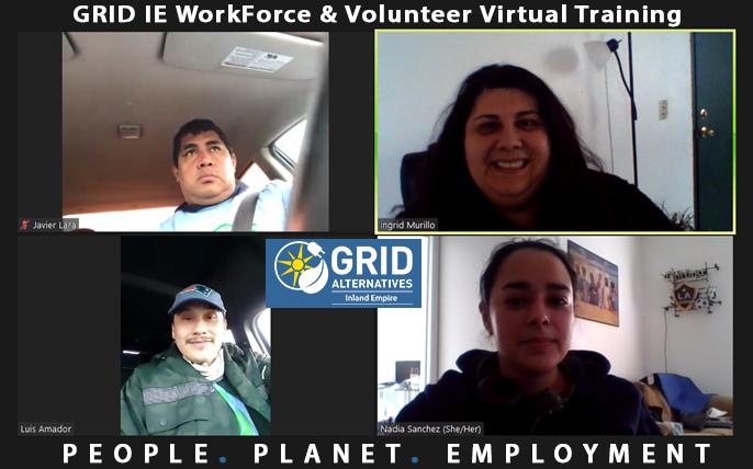 Workforce and Volunteer Virtual Training picture