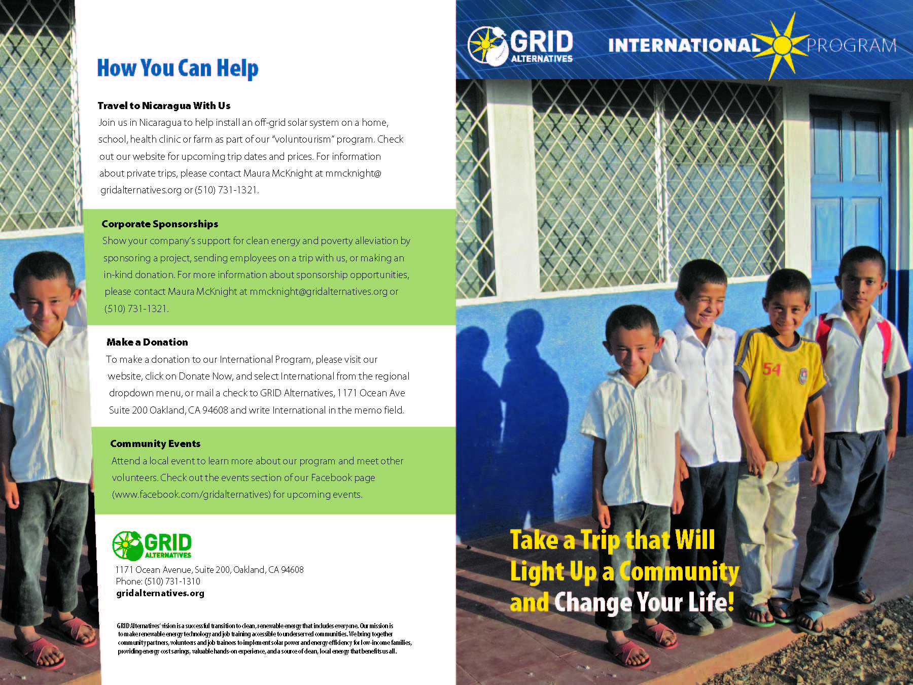 GRID Alternatives International