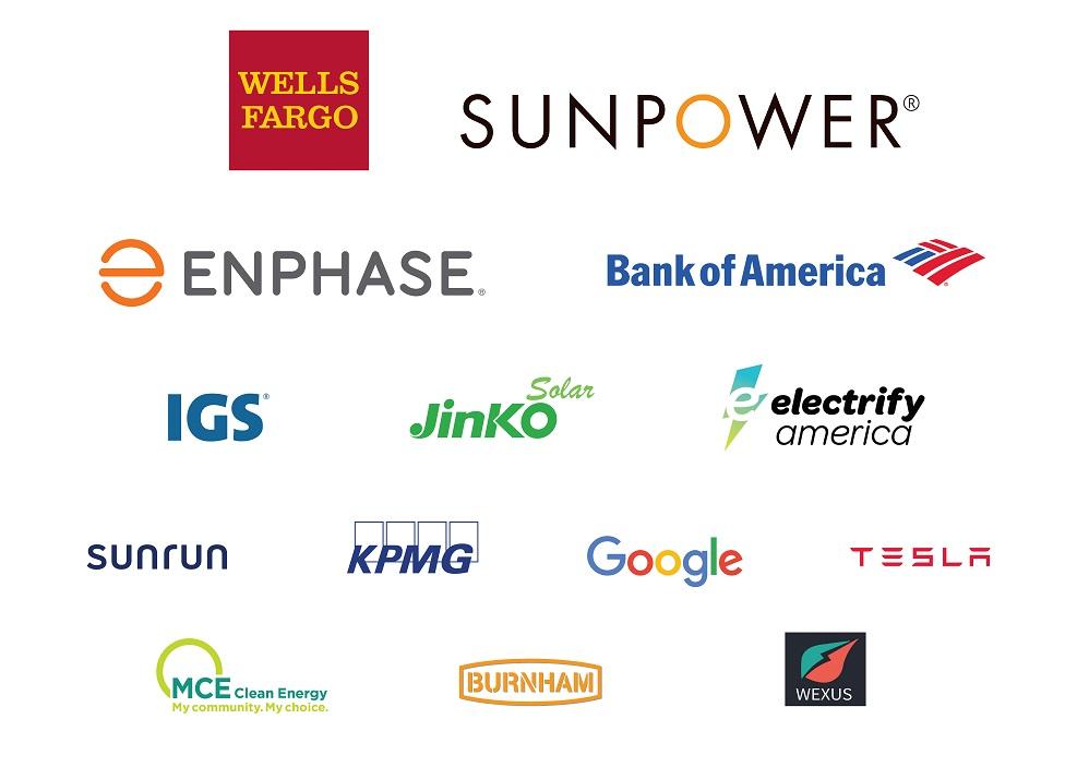 IMG: Logos of Solarthon 2019 Sponsors