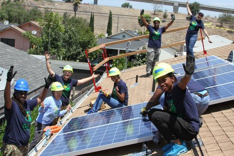 Green Jobs Employ 10X As Many Americans as Fossil Fuel Jobs