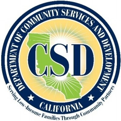 California Department of Community Services and Development seal