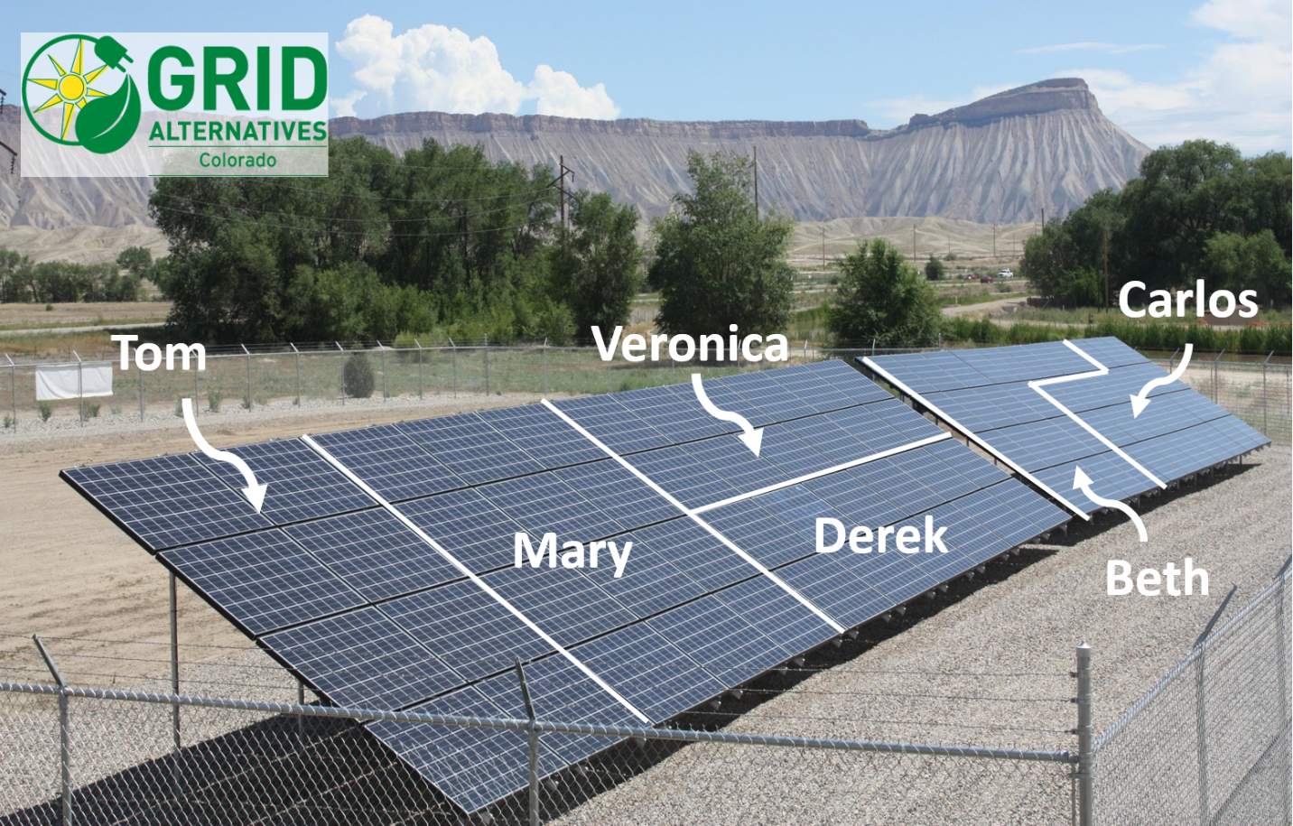 Community Solar Program Grid Alternatives