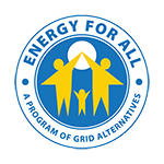 Energy For All - A Program of GRID Alternatives : official seal