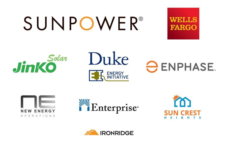 Mid-Atlantic Solarthon sponsors 2017