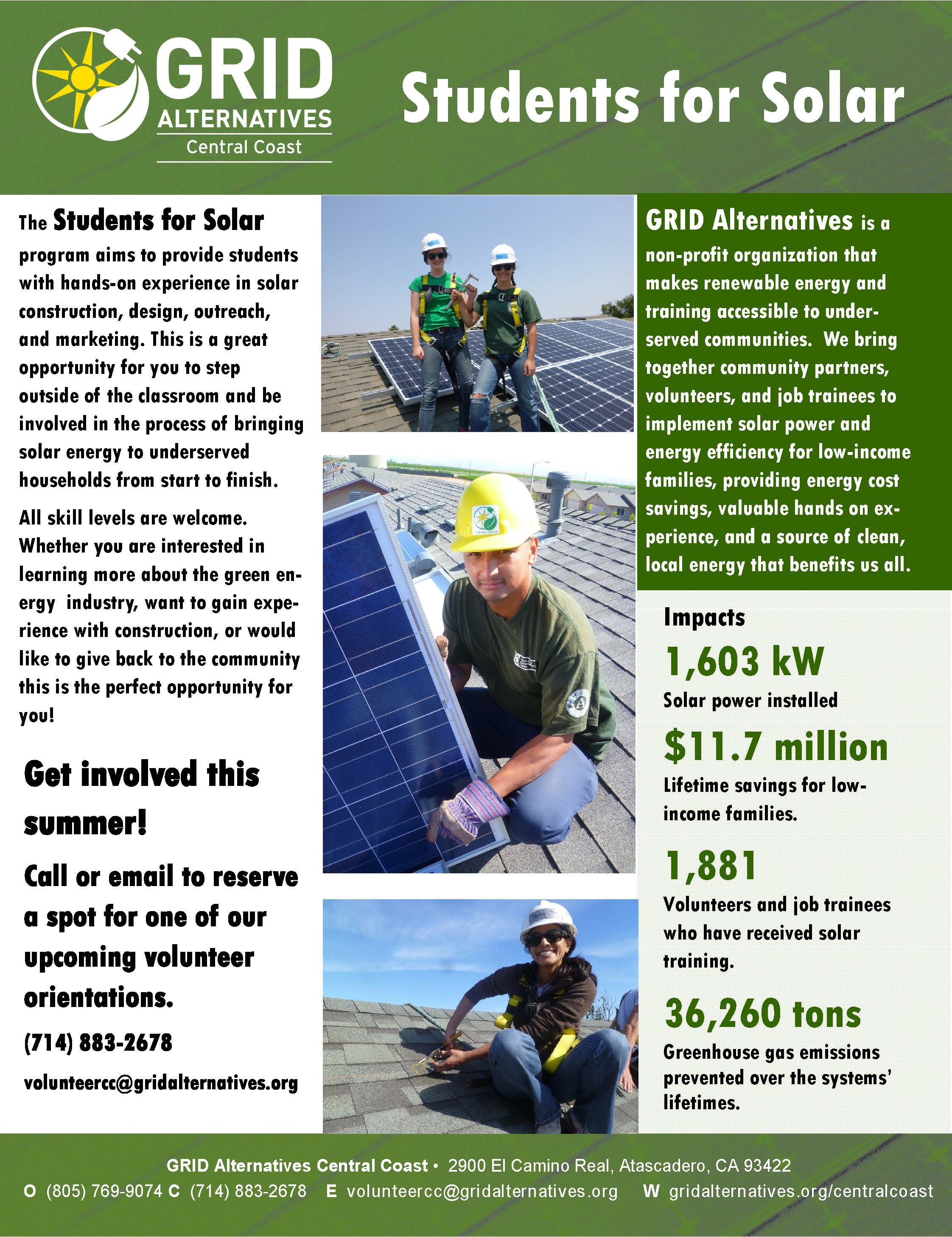 Students for Solar