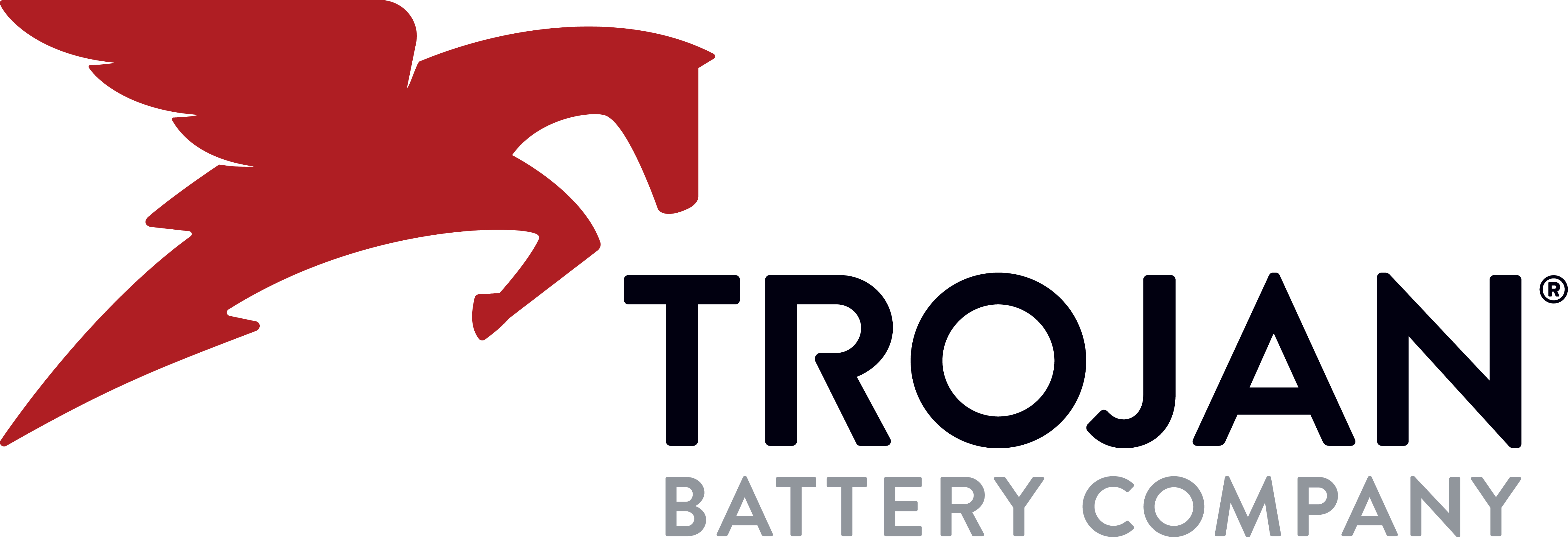 Trojan Battery Company logo