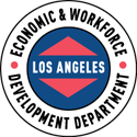 Los Angeles Economic & Workforce Development Department Logo