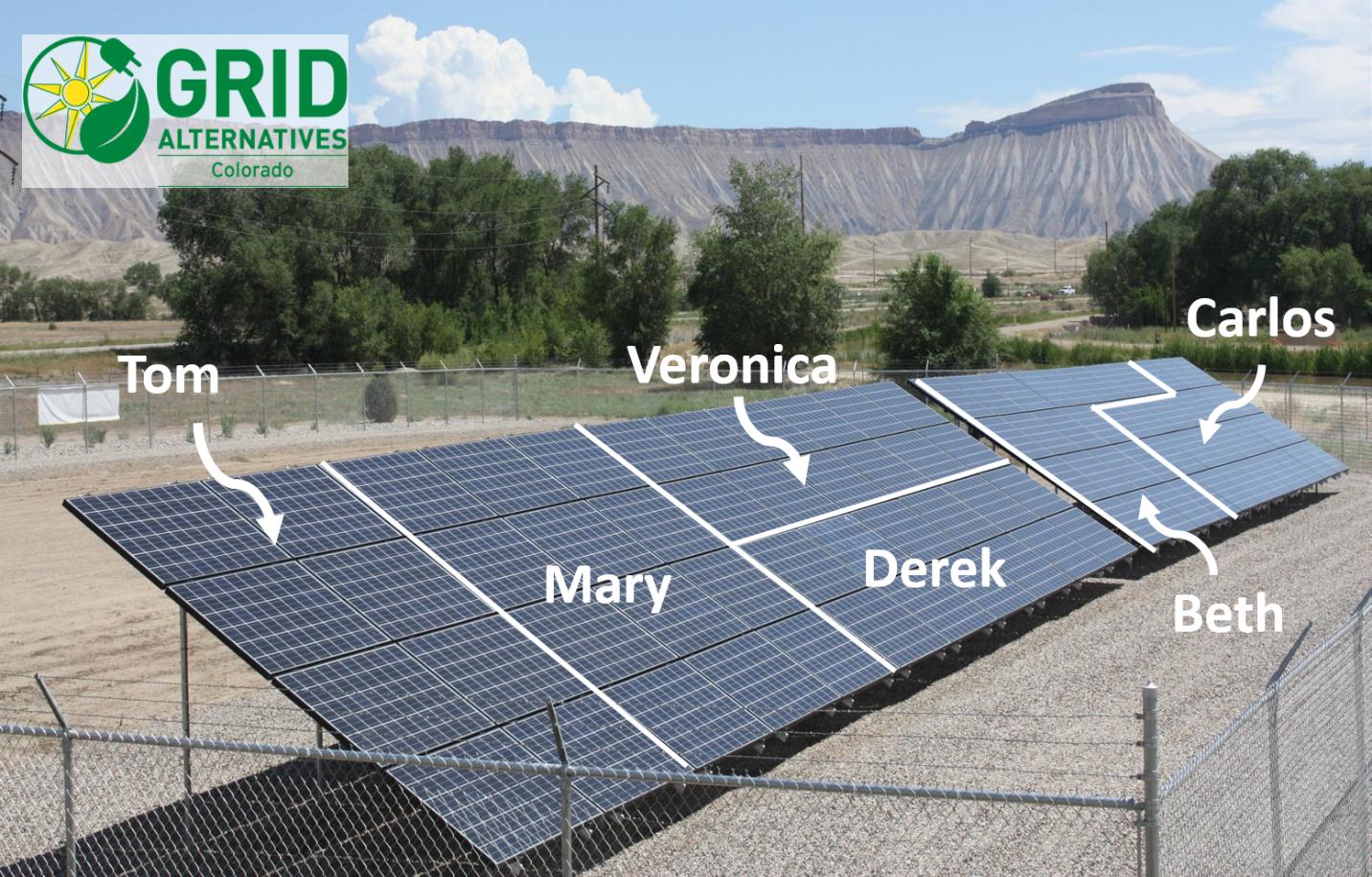 Community Solar Program Grid Alternatives